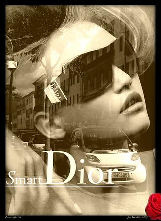 Mariage  « Smart-Dior »