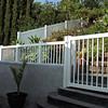 Perimeter Vinyl Fence & Gate
