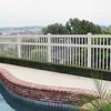 Pool Vinyl Fence