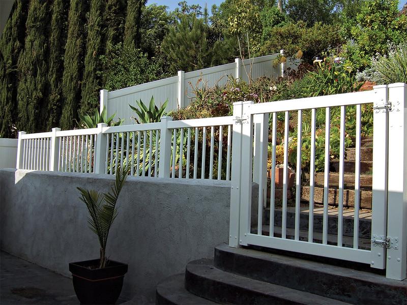 Perimeter Fence  DRPM1 3' h x 8' w