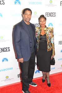 Denzil Washington, Pauletta Washington