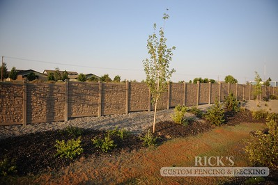 4034 - Allegheny Simulated Rock Fencing