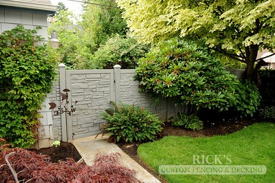 4023 - Allegheny Simulated Rock Fencing