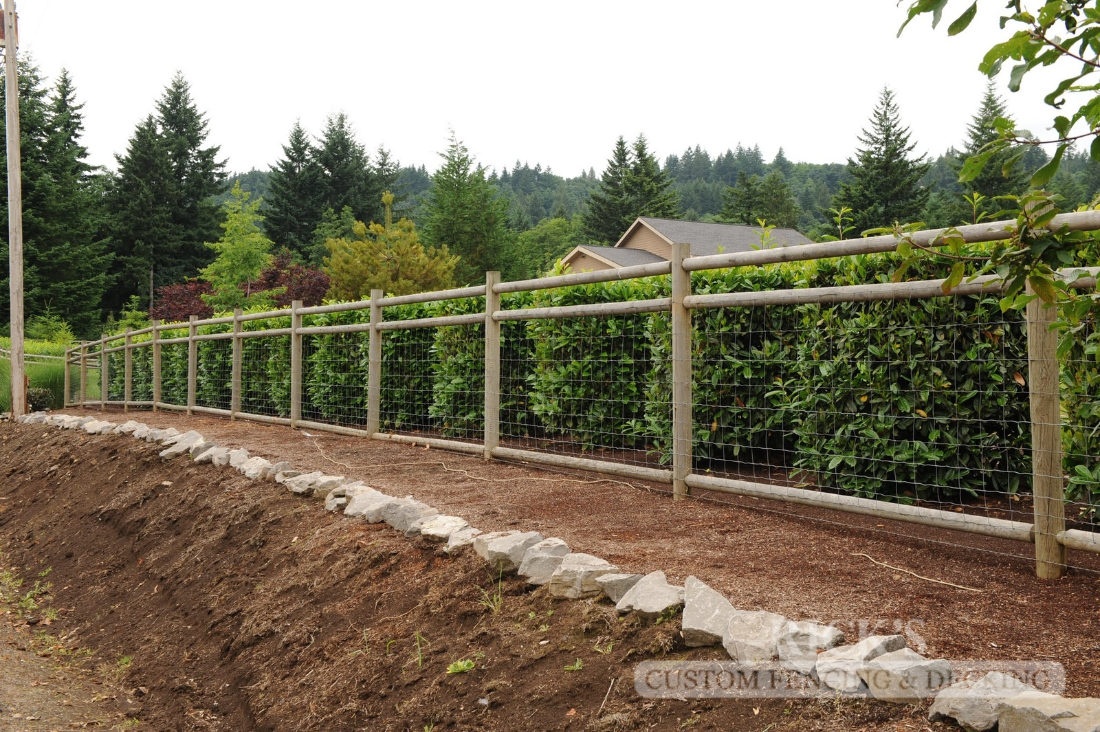 2450 - Wood Pasture Fencing