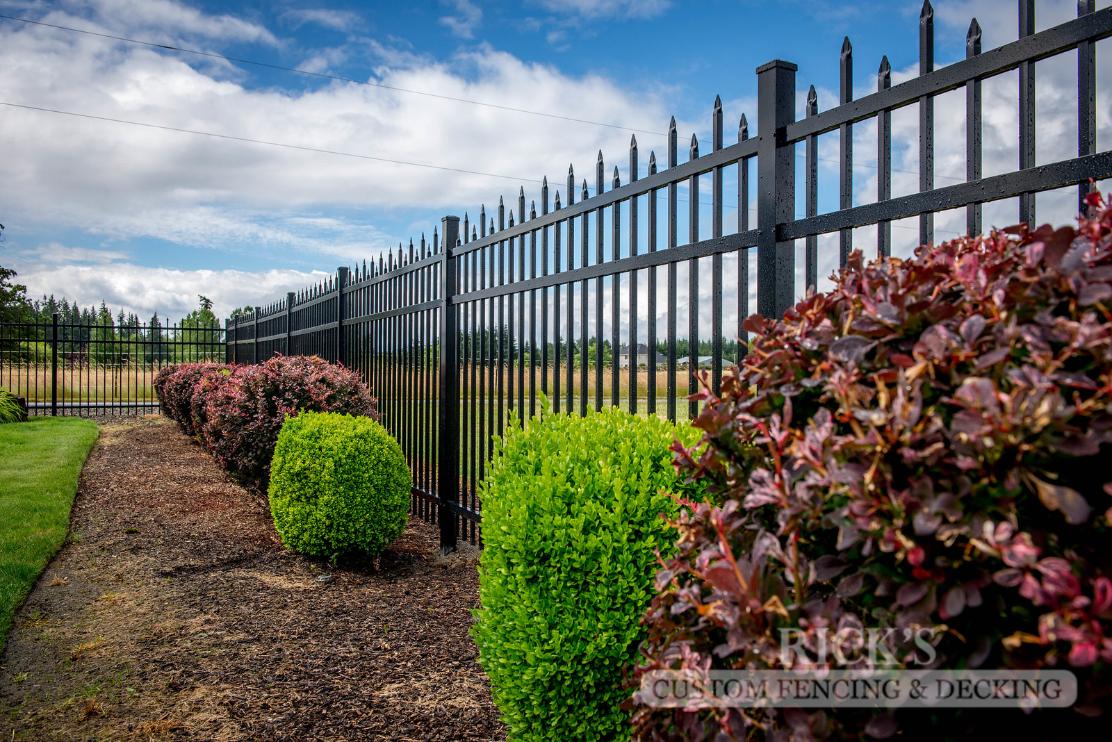 Special Order Only - Specrail Aluminum Fencing