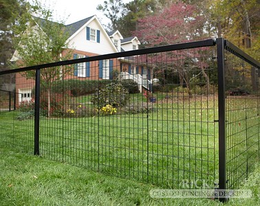 Yard Gard Steel Fencing