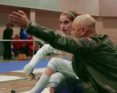 """""""'Les Aventures de la Piste' - 2009 Junior Olympic Fencing Images, Albuquerque, NM"""