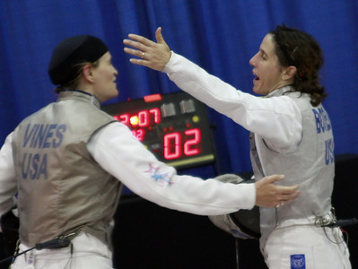 2009 US Summer Nationals, Grapevine, TX  -  To purchase images, go to www.fencingphotos.com