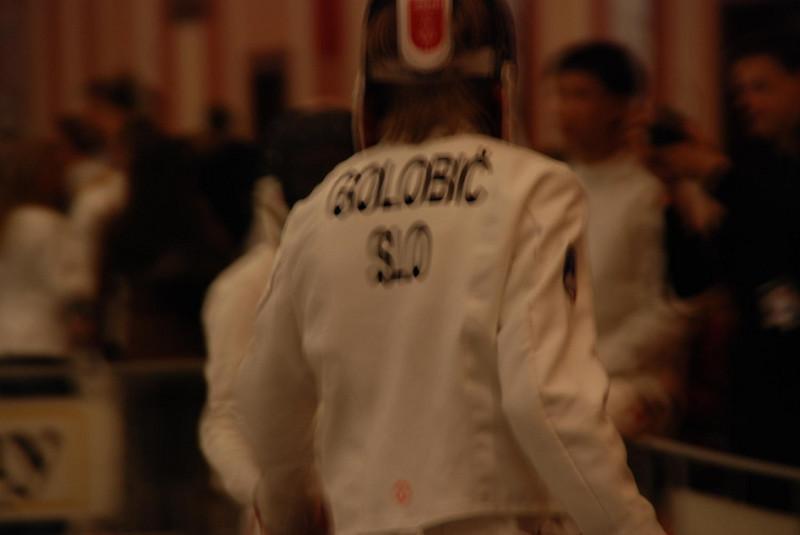 Fencer from Slovakia.