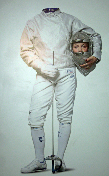 An ad from PBT Fencing Equipment Company.