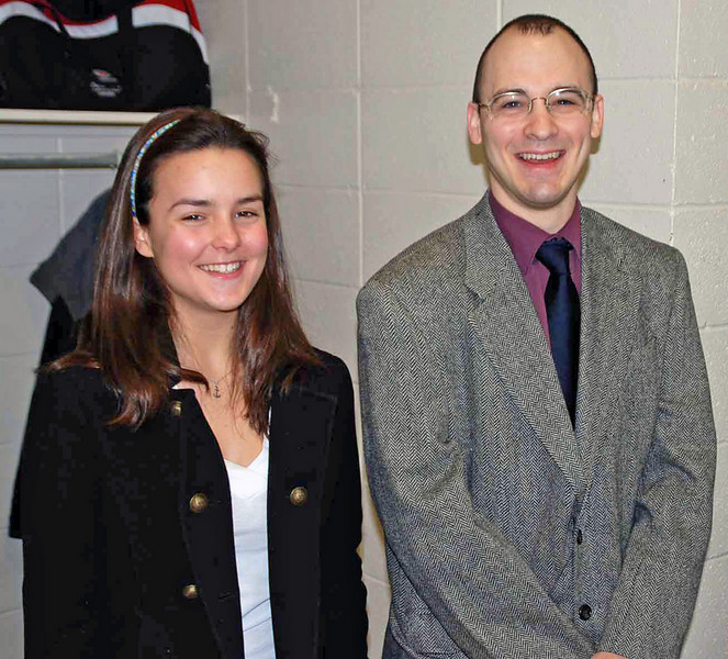 Nina Moiseiwitsch and Lewis Sloter, referees.