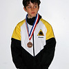 Romain Hufbauer, 3rd place, Youth-12 & Under Mixed Epee.