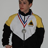 Jean-Luc Sensenbrenner, 2nd place, Youth-12 & Under Mixed Epee.