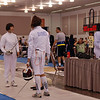 Ella Barnes in the Cadet Women's Epee.