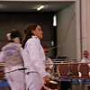 Nina Moiseiwitsch in the Division II Women's Epee.