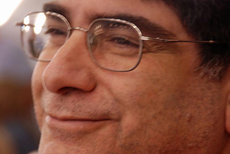 Steve Wiggins, financial supporter of Daniel and Elizabeth Wiggins.