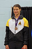 Katharine Holmes, 6th place, Cadet Women's Epee.