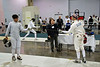 Lewis Sloter, Division II Men's Epee.