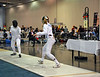 Channing Foster, Cadet Women's Epee.