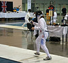 Siobhan Fabio, Division III Women's Epee.