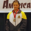 Katharine Holmes, 2nd place, Cadet Women's Epee.