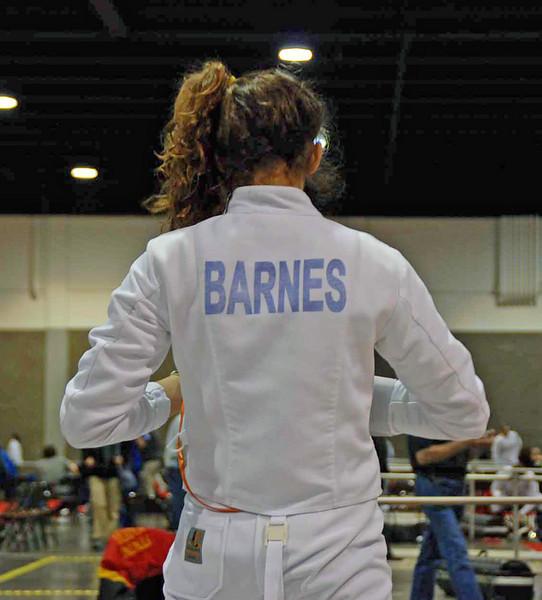 Ella Barnes.