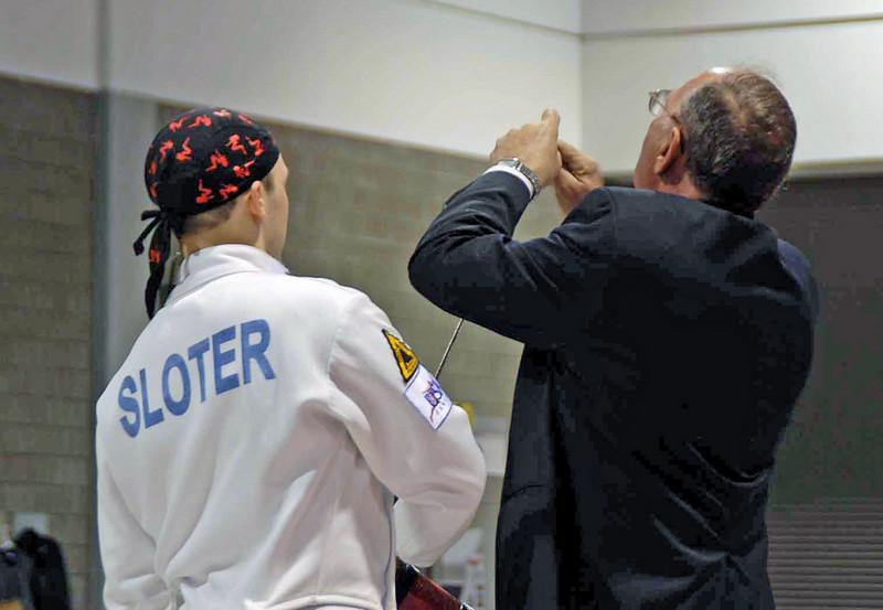 Lewis Sloter.