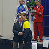 Katharine Holmes receives her 5th place medal in the Divison I Women's Epee.