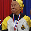 Bettie Graham, 5th place, Veteran-60+ Women's Foil.