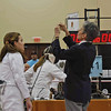 Nina Moiseiwitsch in the Y14 Women's Epee.