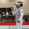 Bettie Graham in the Veteran-60+ Women's Foil.