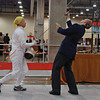 Bettie Graham in the Veteran-60+ Women's Epee.