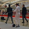 Olimar Maisonet in the DE of the Division I Women's Epee.
