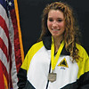 Ella Barnes, 5th place, Division III Women's Epee, 2009-2010 NAC A, Des Moines, IA.