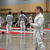 Olivia Morreale in Cadet Women's Epee.