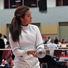 Nina Moiseiwitsch in Cadet Women 's Epee.