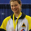 Katharine Holmes, 5th place, Junior Women's Epee.