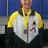 Katharine Holmes, 5th in Junior Women's Epee.