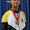 Mark Henry, 3rd place, Veteran-70+ Men's Epee.