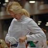 Former CCFC fencer, Annie Stephenson, now a student at Penn State, competed in the Division I Women's Epee.