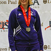 Courtney Dumas, 8th place, Junior Women's Epee.