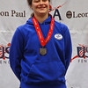 Katharine Holmes, 6th place, Junior Women's Epee.