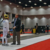 Julia Smith in the Division II Women's Epee.