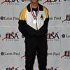 Mark Henry, 2nd place, Veteran-70+ Men's Epee.