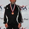Stephan Khinoy, 3rd place, Veteran-70+ Men's Epee.