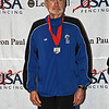 Donald Penner, 5th place, Veteran-70+ Men's Epee.
