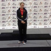 Eliza Stone wins the US National Women's Sabre Championship.