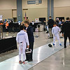 Bryce Knight in the Youth-10 Men's Epee.