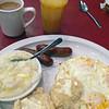 Breakfast at Perly's Restaurant.