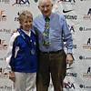 Judith Evans, 5th Place, Veteran-70+ Women's Foil.